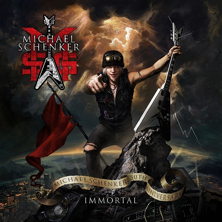 MSG (Michael Schenker Group)-Immortal