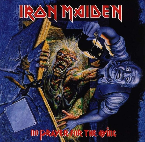 Iron Maiden-No prayer for the dying