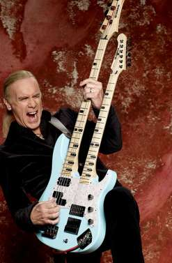 Billy Sheehan: Hi haurà gira de Sons of Apollo el 2018